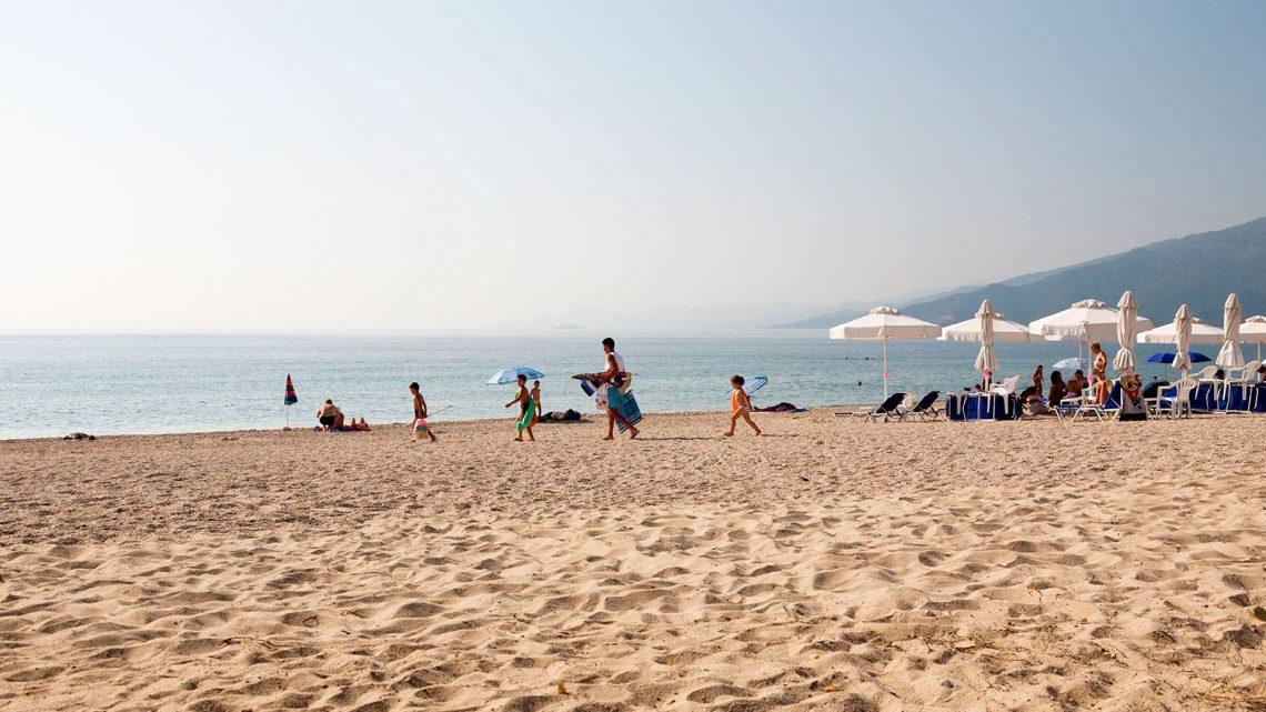Ако ходите на море в Аспровалта, Гърция