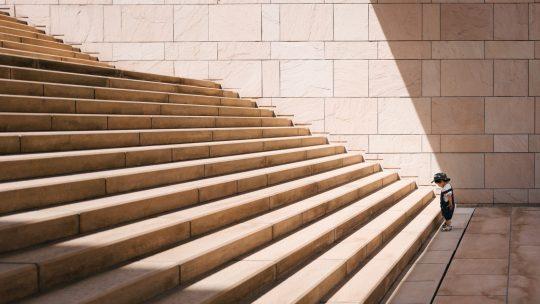 Как да се изкачите по стълбицата на успеха – част 1