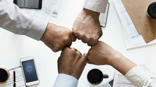 Работа в малък или голям екип?