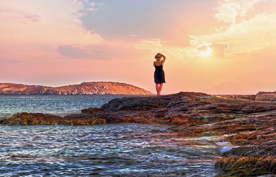 Красотата на Тасос, събрана в плажовете му (Част 1)